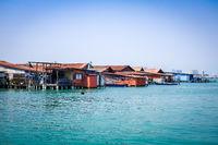 George Town Chew jetty, Penang, Malaysia