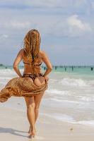 Bikini Buns In The Caribbean