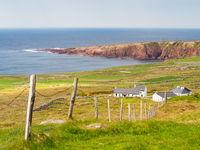 Irland Bloody Foreland an der Küste von Donegal county