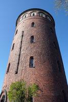 Hans-Hergot-Thurm , ehemaliger Wasserturm