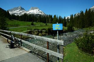 Lechquellengebirge, Vorarlberg, Österreich