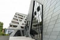 Moderne Architektur von Daniel Libeskind, Universität Lüneburg