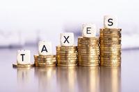 Steigende Steuern