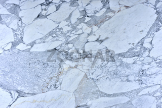 Real natural ' Marble Arabescato ' texture pattern. Background
