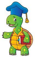 Turtle teacher theme image 1