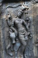 Hadshi Temple, Sant Darshan Museum, near tikona Vadgoan Maval, Pune district, Maharashtra, India