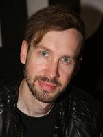 Michael Pfrenger von der Band Kensington Road beim Handball am 29.09.2018 in Berlin