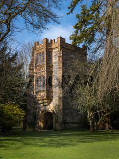 Cerne Abbey Abbot's porch