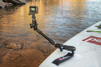 GoPro Hero 7 action camera  on SUP