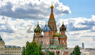 Moscow Cathedral of St. Basil the Blessed
