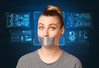 Facial Recognition System concept