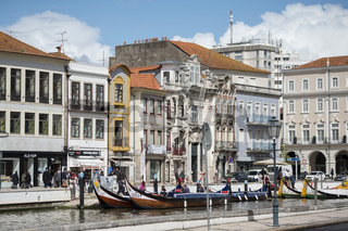 EUROPE PORTUGAL AVEIRO OLD TOWN