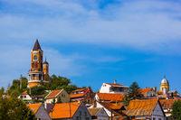 Gardos Tower in Zemun - Belgrade Serbia