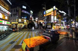 Streets of Gangnam