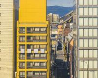Kyoto Apartment Buildings, Japan