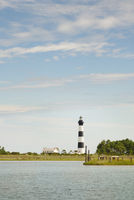 Lighthouse on the Outer Banks of North Carolina