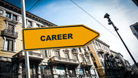 Street Sign to Career