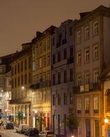 Porto Old Town street Portugal