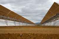 Sonnenwärmekraftwerk