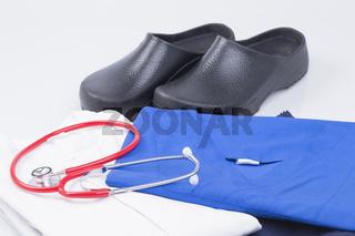 Arztkleidung