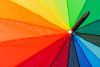 Colorful umbrella - fashon background