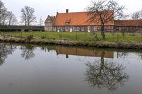 Gräftenhof Haus Runde, Hofanlage