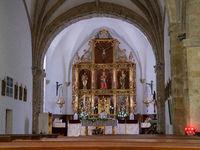 Chapel, Pola de Allande, Spain