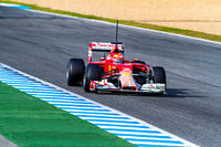 Team Scuderia Ferrari F1, Kimi Raikkonen, 2014