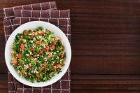 Vegan Tabbouleh Salad