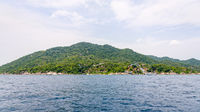 Koh Tao island in the Gulf of Thailand