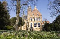 Historic building in Franeker