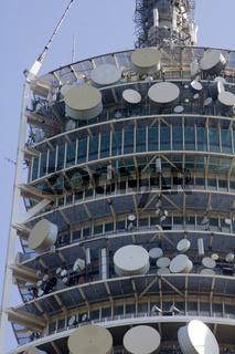 Telecommunication tower in European Union