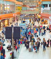 Airport shopping Sabiha Gokcen Istanbul