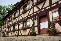 Fraenkisches Fachwerkhaus