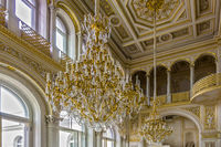The Pavilion Hall, The Hermitage St. Petersburg Russia