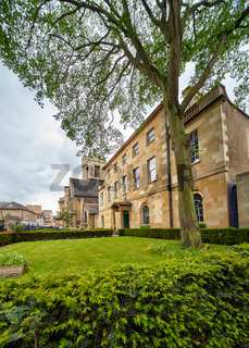 Linton House. St Peter's College. Oxford University. England
