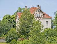 Gebäude in Seitingen-Oberflacht