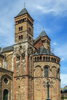 Basilica of Saint Servatius, Maastricht, Netherlands