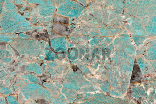 Real natural ' GRANITE Amazzonite Extra' texture pattern. Background