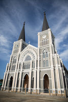 THAILAND CHANTHABURI CITY MARY CHURCH