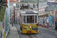 Stadtansichten Lissabon III