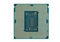Computer Processor Closeup