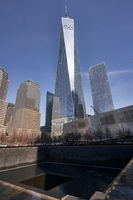 Das One World Trade Center in New York