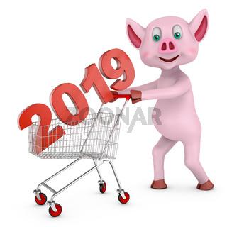 pig carries 2019