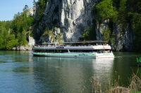 Weltenburg - danube breakthrough boat trip