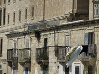 die insel im Malta im Mittelmeer