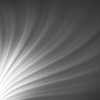 Grey Wave Blurred Background. Glowing Pattern