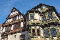 Höxter - Farbenfreudige Fachwerkhäuser, Deutschland