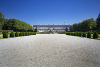 Schloss Herrenchiemsee in Bayern