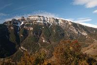 Las Sestrales. Ordesa and Monte Perdido National Park. Pyrenees. Huesca. Aragon. Spain.
